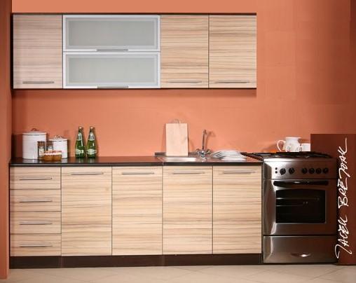 Kuchenzeile kuche kuchenblock 200cm modernes dekor neu ebay for Küche 200cm